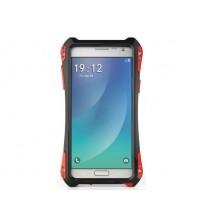 Алюминиевый чехол R-just Amira карбон Samsung Note5