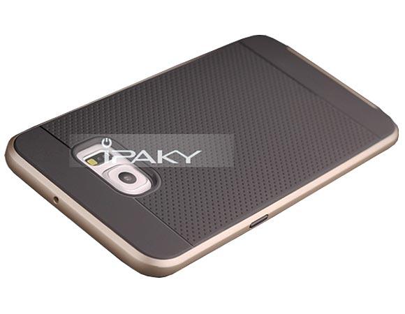 Силиконовый чехол Ipaky Samsung S6 edge plus