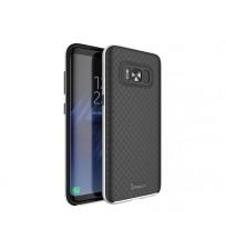 Силиконовый чехол карбон Ipaky  для Samsung S8 plus