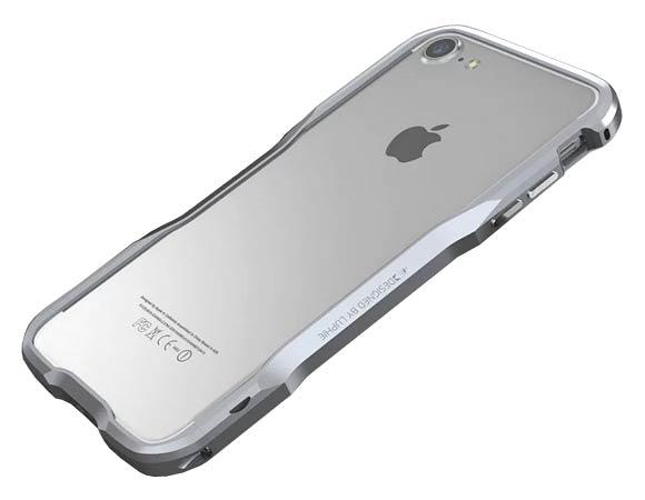 Алюминиевый бампер меч Luphie iPhone7 plus +