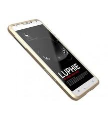 Алюминиевый прямоугольный бампер Luphie Samsung Note3