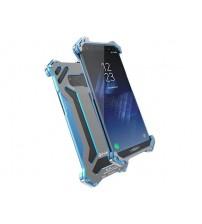 Алюминиевый чехол конструктор R-Just  Gundam Samsung S10 plus