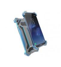 Алюминиевый чехол конструктор R-Just  Gundam Samsung S8 plus