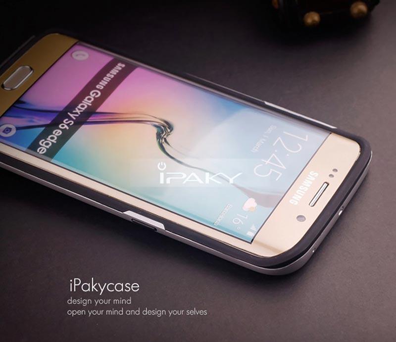 Чехол-накладка iPaky для Samsung S6 Edge Plus